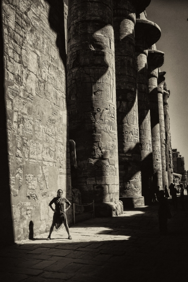 Luxor, Egypt: Temple of Karnak